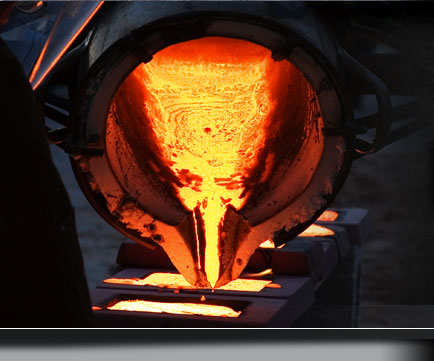 may metals - molten metal photo